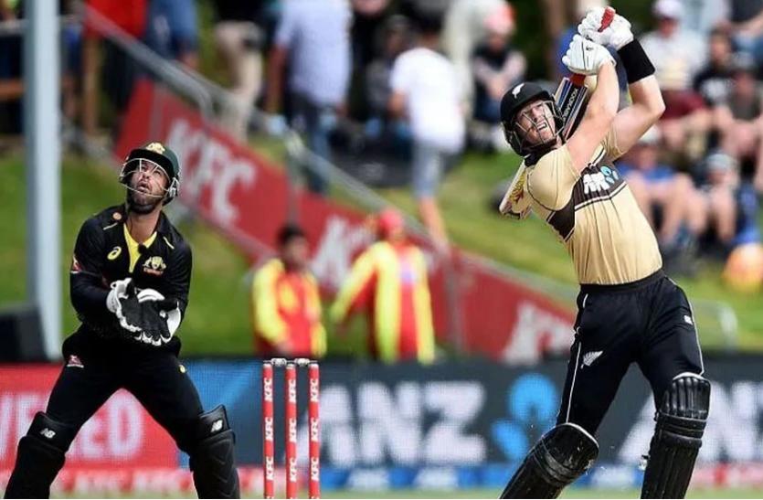 वेलिंग्टन टी-20 : न्यूजीलैंड ने ऑस्ट्रेलिया से 3-2 से जीती सीरीज, गुप्टिल ने खेली तूफानी पारी