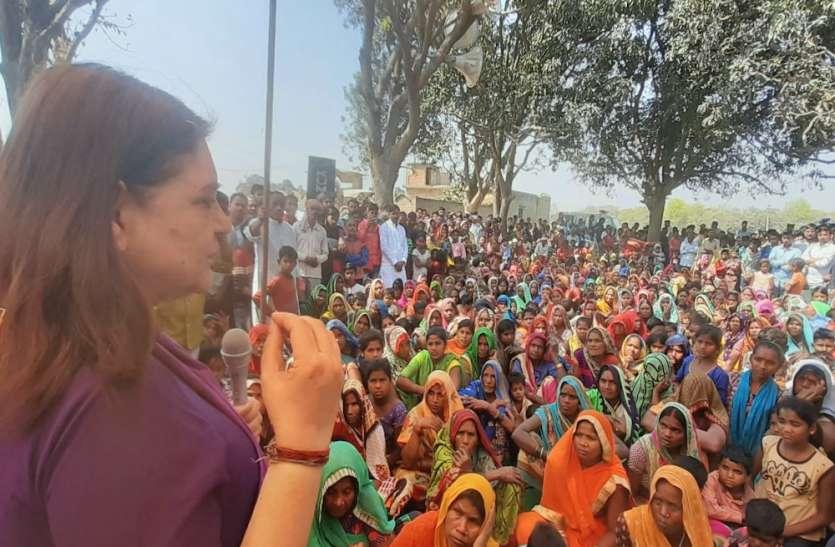 आपकी आशाओं व उम्मीदों पर खरा उतरने की कोशिश कर रहीं हूं : मेनका गांधी