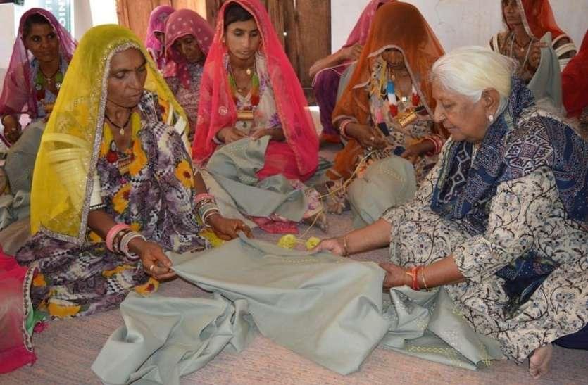 जोधपुर की लता ने छोड़ी रईसी की जिंदगी