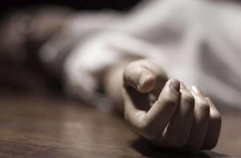 आमडांगा में लॉरी के साथ वाहन की टक्कर, 4 की मौत