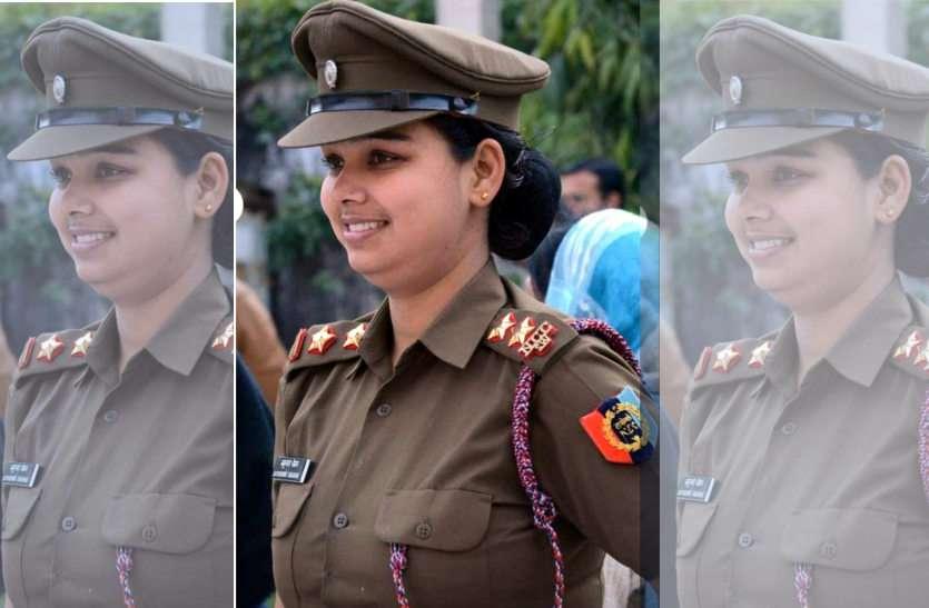 बदमाशों से अकेले टकराने वाली वसुंधरा बनेगी पुलिस उप निरीक्षक, मुख्यमंत्री ने दी मंजूरी
