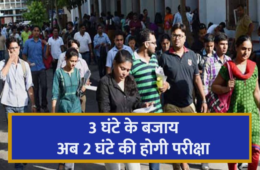 राजस्थान यूनिवर्सिटी की परीक्षाएं 15 अप्रैल से, यहां देखिए बदले एग्जाम पैटर्न की पूरी डिटेल
