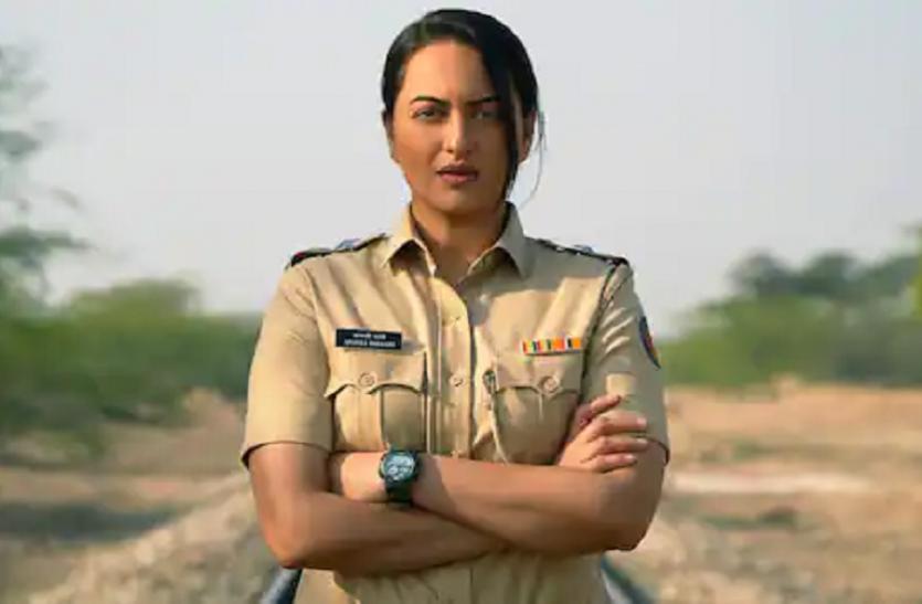 चुलबुल पांडे के बाद Sonakshi Sinha ने संभाली पुलिस अफसर की जिम्मेदारी, वेब सीरीज से फर्स्ट लुक आया सामने