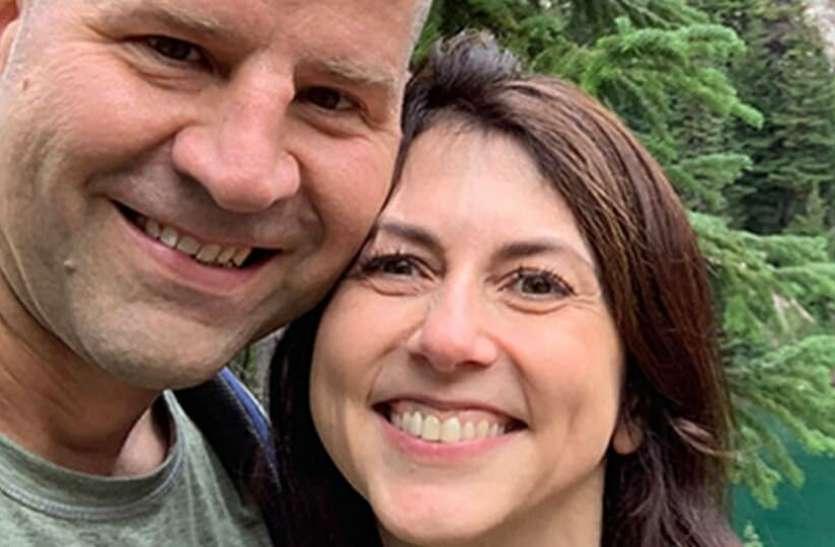कौन है डैन जेवेट? बेजोस की पूर्व पत्नी मैकेंजी ने जिससे की शादी