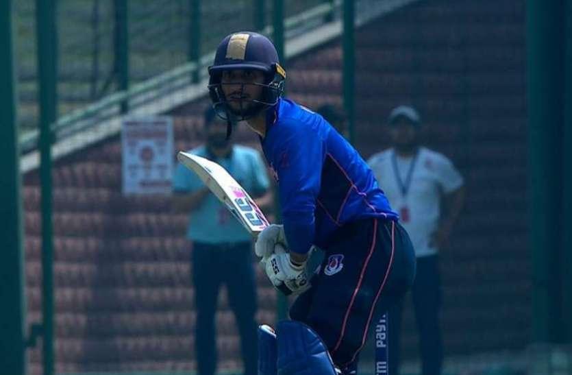 विजय हजारे ट्रॉफी 2021: दिल्ली को हराकर सेमीफाइनल में उत्तर प्रदेश, बल्ले से चमके उपेन्द्र यादव