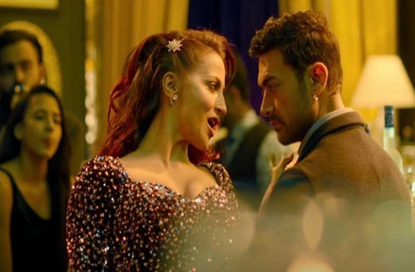Har Funn Maula Song Out: आमिर खान और एली एवराम के बीच दिखी हॉट कैमिस्ट्री, देखें वीडियो