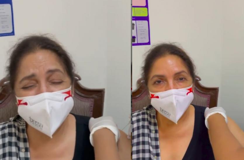 नीना गुप्ता ने लगवाया कोरोना वैक्सीन, इनसे पहले ये 10 स्टार्स ले चुके हैं पहली डोज