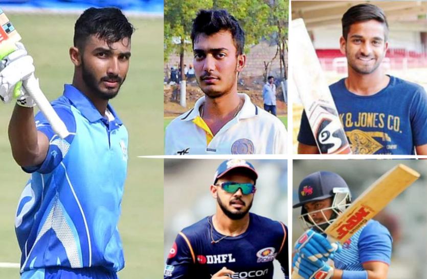 5 युवा खिलाड़ी जिन्होंने चयनकर्ताओं को किया चैलेंज, जल्द पहन सकते हैं टीम इंडिया की जर्सी
