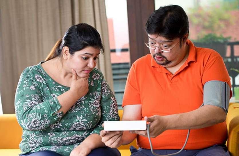 NEW STUDY :जानिए...क्यों मोटे लोगों को मौत का खतरा 10 गुना ज्यादा
