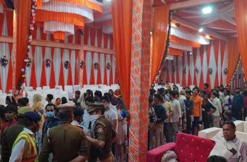 Mahashivratri: प्रसिद्ध दूधेश्वर नाथ मंदिर में उमड़ा श्रद्धा का सैलाब, लगी दो किलोमीटर लंबी कतारें