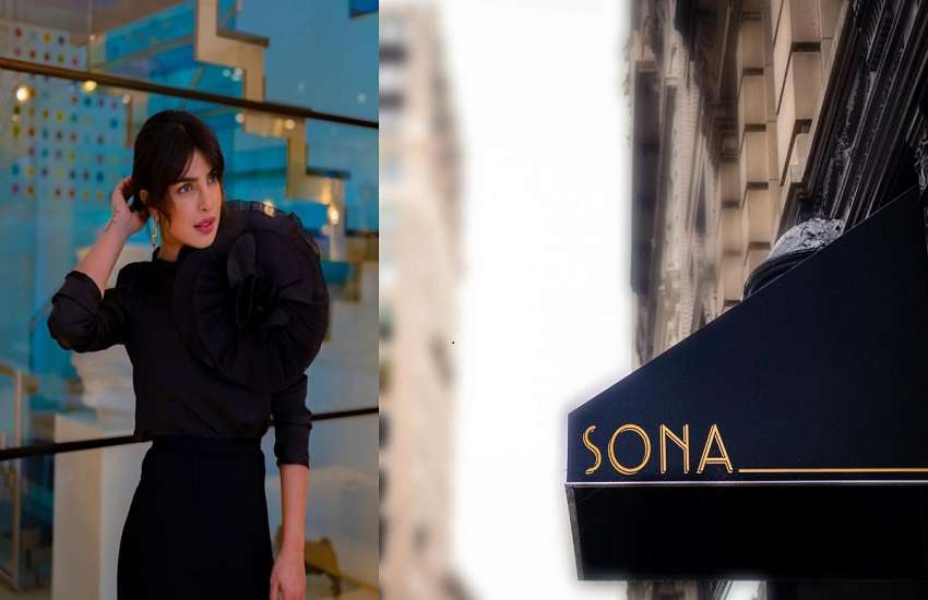 Sona Restaurant
