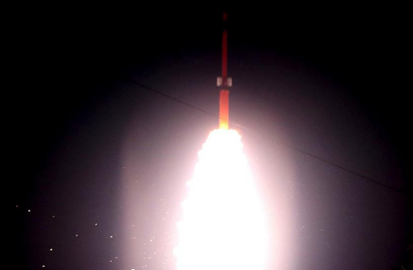 ISRO ने साउंडिंग रॉकेट RH-560 किया लॉन्च, करेगा हवाओं के बदलाव से जुड़ी स्टडी