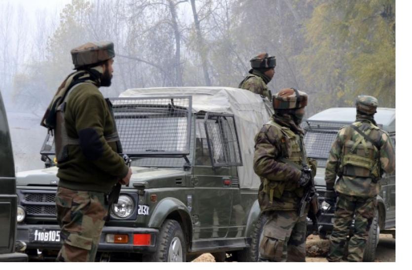Jammu-Kashmir : शोपियां मुठभेड़ में एक आतंकी ढेर, सुरक्षा बलों का ज्वाइंट आपरेशन जारी