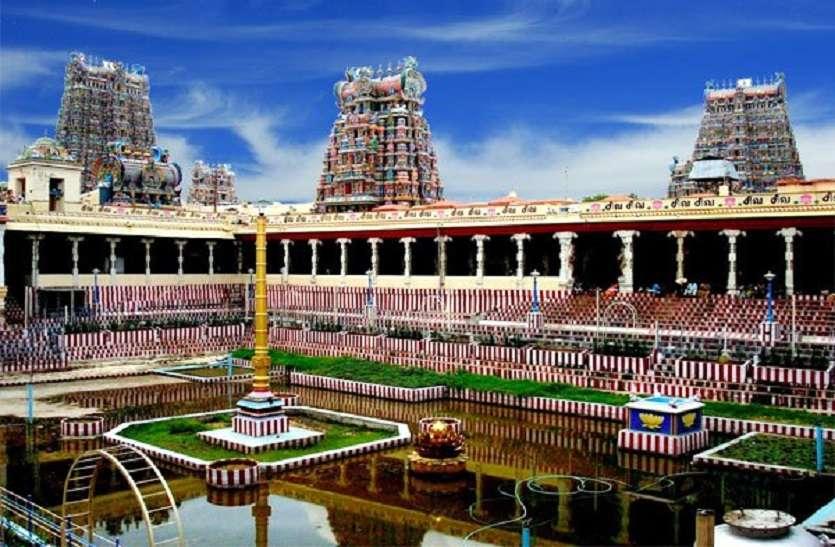 मीनाक्षी अम्मन मंदिर