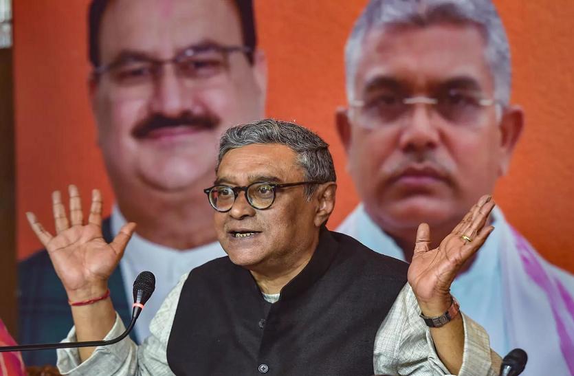 West Bengal Assembly Elections 2021: स्वपन दासगुप्ता ने राज्यसभा की सदस्यता से दिया इस्तीफा