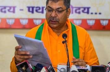 भाजपा में कोई बड़ा नेता नहीं, संगठन सर्वोपरि, आलाकमान नेता तय करता : पूनिया