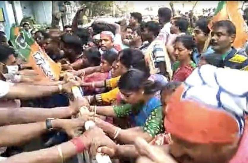 West Bengal Assembly Elections 2021; नए बनाम पुराने नेताओं में बढ़ी तकरार, टिकट को लेकर सतह पर आई कलह