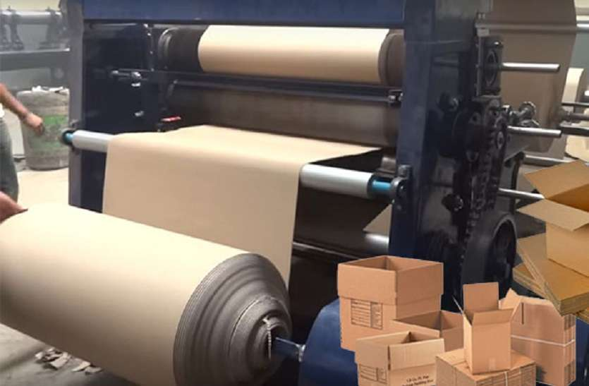 corrugated box industry: राजस्थान का कोरोगेटेड बॉक्स उद्योग संकट में