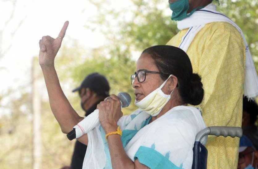 भाजपा सत्ता में आई तो आपको जय श्रीराम बोलना पड़ेगा: ममता