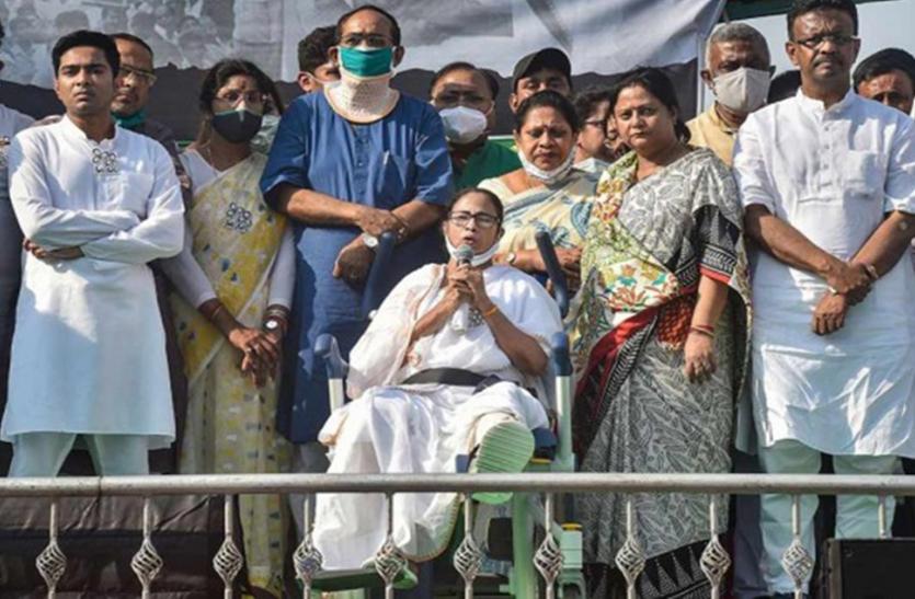 West Bengal Assembly Elections 2021: ममता ने कहा, मुझे मारने की साजिश कर रही भाजपा
