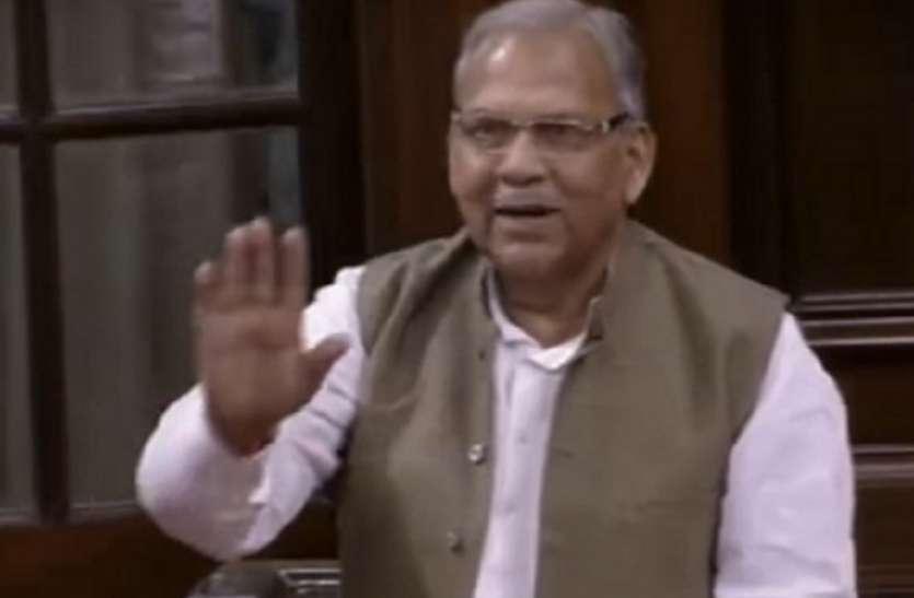 गंगा किनारे अवैध प्लाटिंग के मुद्दे पर राज्यसभा में उठा सवाल, सपा के राज्यसभा सदस्य इस पर बोले कि.....