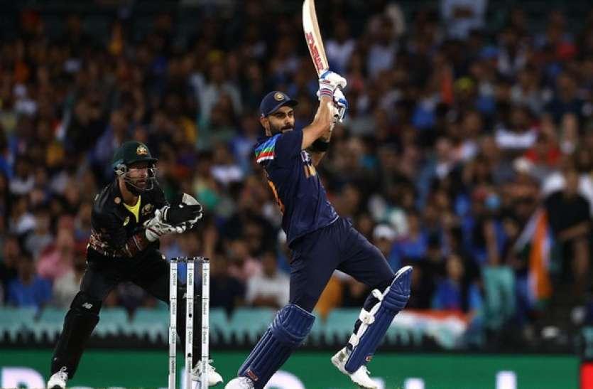 T20 रैंकिंग में पांचवें पायदान पर पहुंचे कोहली, वनडे और टेस्ट में भी टॉप-5 में इकलौते खिलाड़ी