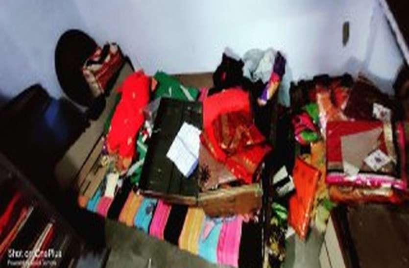 गंगाशहर में बंद मकान से 15 लाख के जेवर व नक़दी चोरी