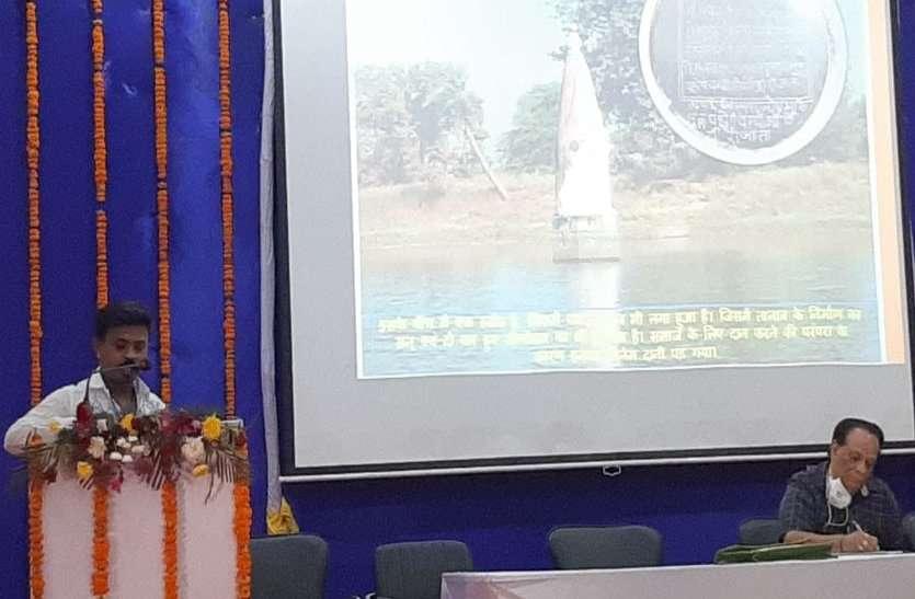 गुुरु वशिष्ठ की गाय नंदिनी को बचाने भगवान राम के वंशज ने किया था शेर को शरीर दान, राष्ट्रीय शोध संगोष्ठी में नंदिनी-खुंदनी पर शोध प्रस्तुत