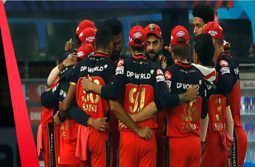 IPL 2021:  रॉयल चैलेंजर्स बैंगलोर का फुल स्क्वाड और प्लेयर्स लिस्ट