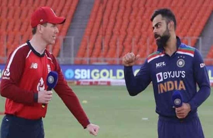 Ind vs Eng 4th T20 : कोहली हुए फ्लॉप, सूर्यकुमार ने संभाला मोर्चा, 200 की स्ट्राइक रेट से बना रहे रन