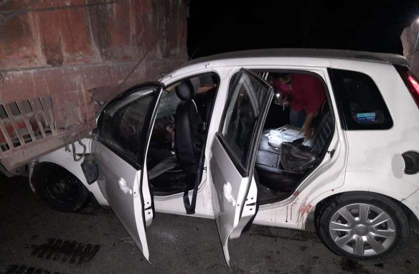 हनुमानगढ़ के पास तीन सड़क हादसों में चार लोगों की मौत