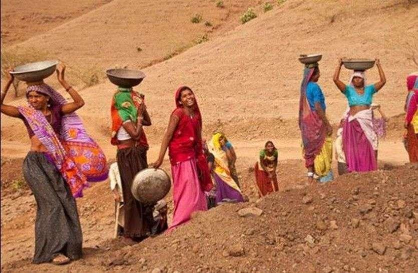 मनरेगा में रोजगार देने में बिलासपुर अव्वल