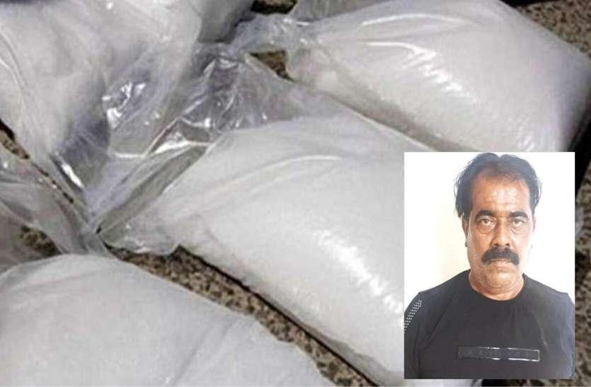 Ahmadabad News : सवा सौ ग्राम ड्रग के साथ एक गिरफ्तार