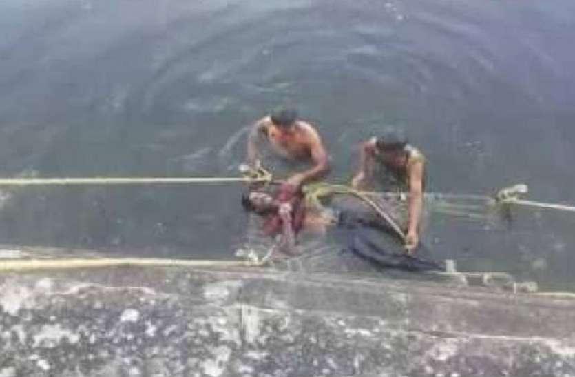 नौकरी की तलाश में हताश युवक ने नहर में कूद कर दी जान, सुसाइड नोट में पिता से मांगी माफी