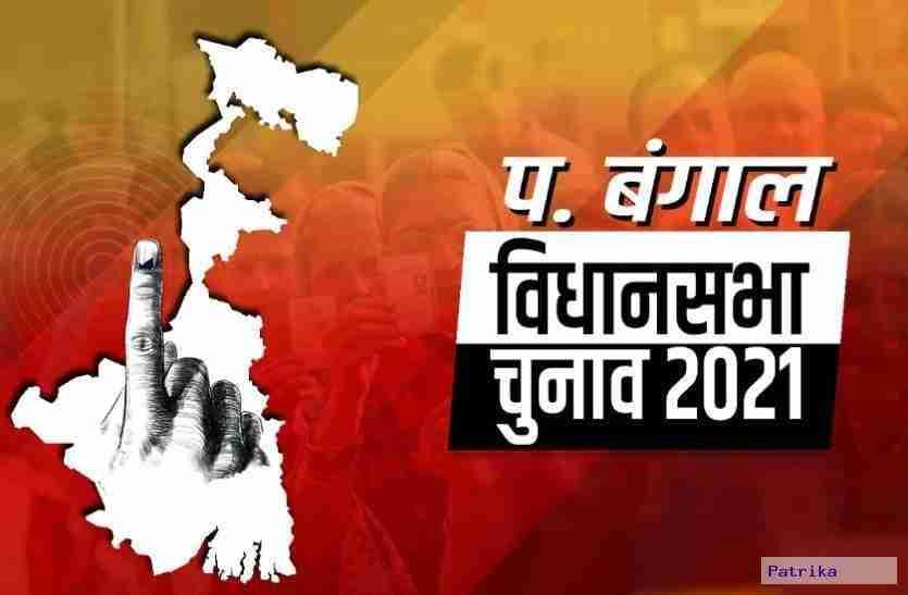 पश्चिम बंगाल विधानसभा चुनाव 2021