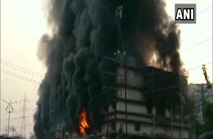 महाराष्ट्र: रत्नागिरी की केमिकल फैक्ट्री में धमाका, आग लगने से 4 लोगों की मौत