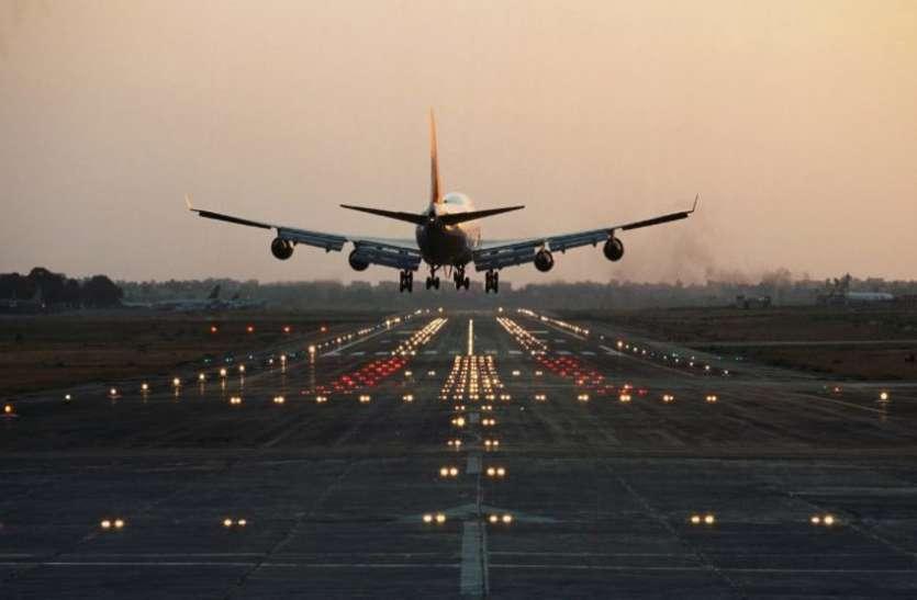 कोरोना महामारी ने बिगाड़ी हवाईयात्रा की सेहत