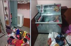 आहोर क्षेत्र में चोरों ने पुलिस की नाक में किया दम, अब जोगावा में टूटे एक मकान के ताले