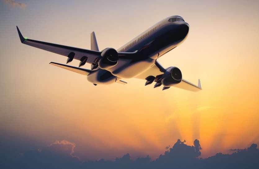 उदयपुर से अब दिल्ली के लिए सुबह भर पाएंगे उड़ान ,  जयपुर की उड़ान देगी दिल्ली कनेक्शन