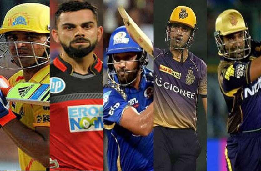 IPL 2021 : अब तक सभी सीजन में सबसे ज्यादा रन बनाने वाले टॉप 10 खिलाड़ी, पहले नंबर है विराट कोहली
