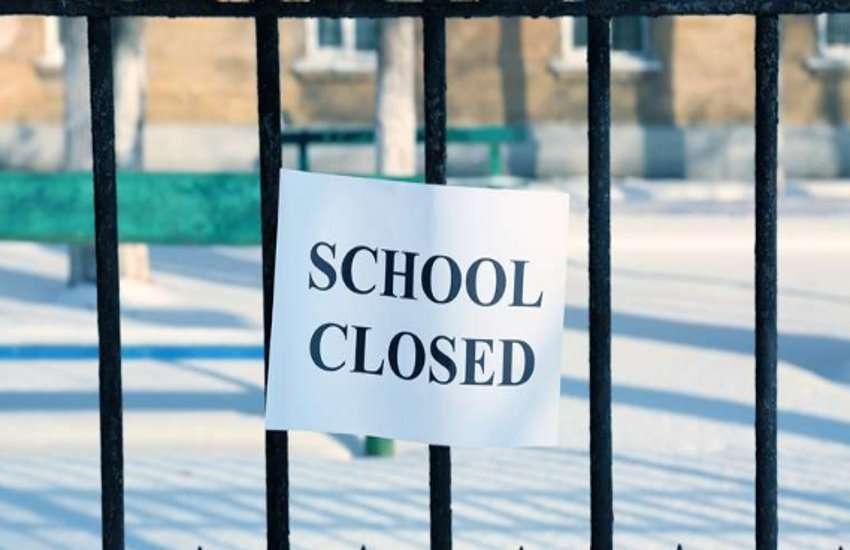 लॉकडाउन नहीं लेकिन स्कूल-कॉलेज और आंगनबाड़ी केंद्र बंद