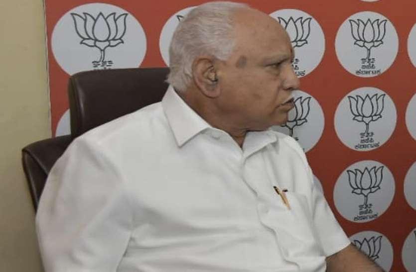 कर्नाटक के मुख्यमंत्री येदियुरप्पा दूसरी बार कोरोना संक्रमित