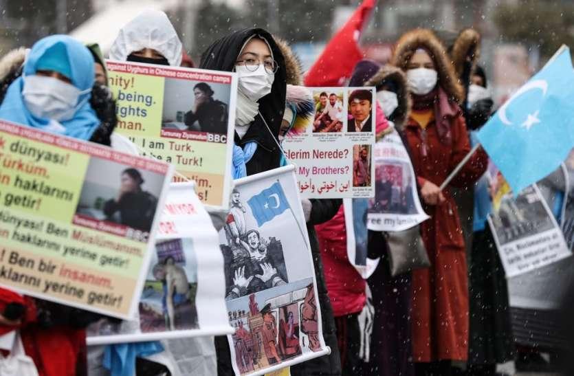 मानवाधिकार हनन पर घिरा चीन, US और EU ने चीनी अधिकारियों पर लगाया प्रतिबंध