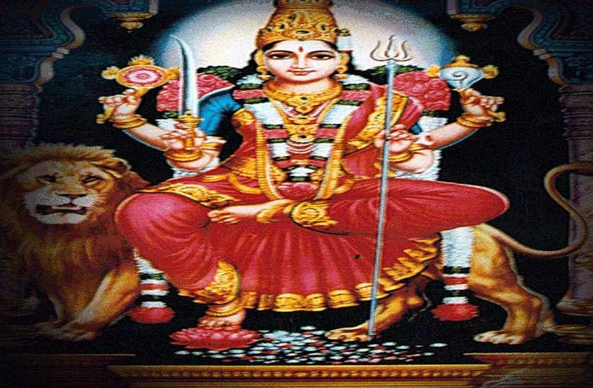Masik Durgashtami 2021 Shubh Muhurat Masik Durgashtami 2021 Date - Masik  Durgashtami 2021 Pujan Vidhi मासिक दुर्गाष्टमी पर जानें मां दुर्गा पूजन  विधि और शुभ मुहूर्त |