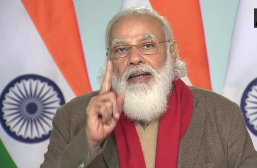 आज PM Modi कैच द रेन अभियान की करेंगे शुरूआत, यूपी-एमपी के लोगों को मिलेगी सूखे से राहत