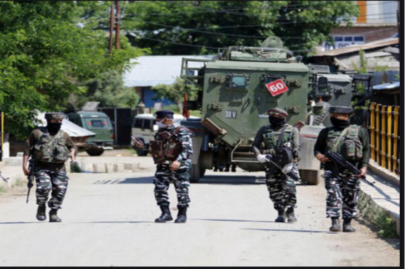 Jammu-Kashmir : शोपियां मुठभेड़ में लश्कर के 3 आतंकी ढेर, 3 की तलाश जारी