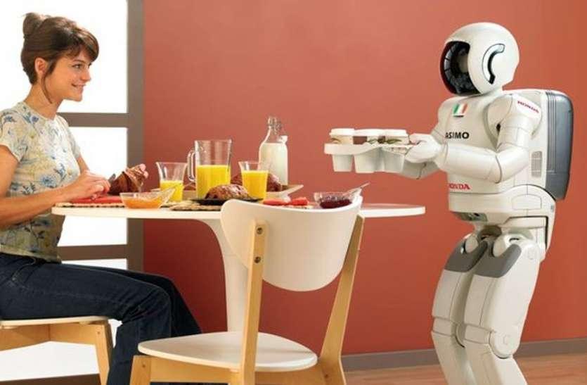 जापानी कंपनी का दावा 2025 तक हर घर में होंगे घरेलू रोबोट?