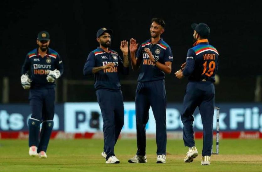India vs England 1st ODI : भारत ने इंग्लैंड को 66 रनों से दी करारी मात, सीरीज में बनाई 1-0 से बढ़त