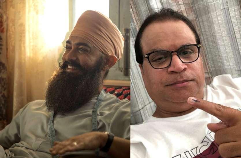 फिल्म निर्माता रमेश तौरानी को वैक्सीन की पहली डोज के बाद भी हुआ कोरोना