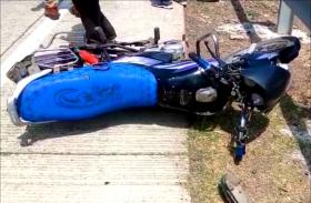 बाईपास पर भीषण सड़क हादसा, 2 बाइक सवारों की मौत, देखें वीडियो